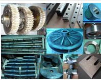 Eicher engine tyre or rubber couplings