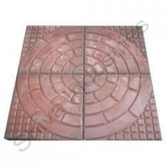 CC Cheqerd Tiles