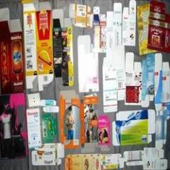 Pharmaceutical boxes