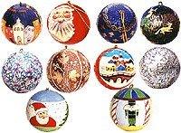 Paper Mache Balls Unique