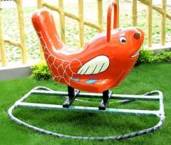 Playground rocker