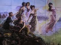 Mural Artistic Tiles