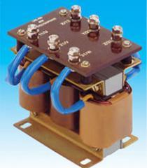 Line Reactors- 0.4 Kw - 7.5 Kw