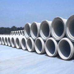 RCC Hume Pipes & Collars