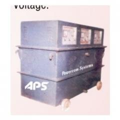 Servo Controlled Automatic Voltage Stabilizers