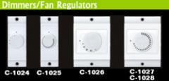 Dimmers/Fan Regulators