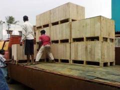 Wooden Medium Box