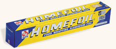 Homefoil Rolls