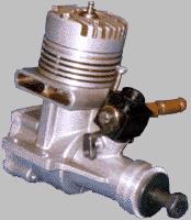 Glow Plug Engines