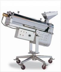 De-dusting and polishing machine DP-100