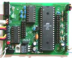 AVR Servo Controller