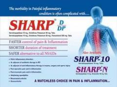 Anti Inflammatory Medicines - Sharp - D