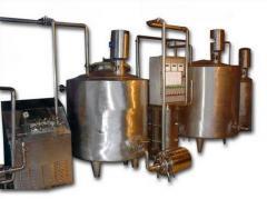 Модульные мини-заводы по переработке молока