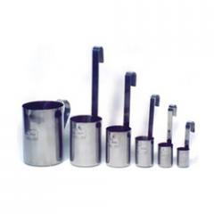 Aluminium Milk Measuring Set
