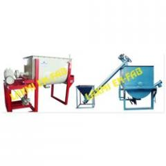 Chemical Ribbon Blender