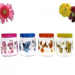 Printed Pet Plastic Jar Mould& Plastic