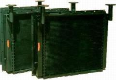 Heavy Duty Mechanical Bonded Tubes Radiators