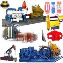 Oil and Gas Field Equipments