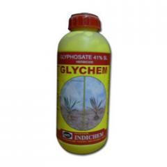 Glyphosate 41 % SL  Herbicide