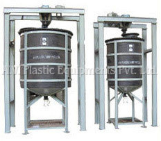 Spiral HDPE Chemical Reaction Vessel
