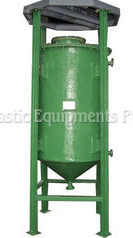 Spiral FRP Chemical Reaction Vessel