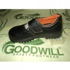 Ladies safety shoes (Article No 1002)