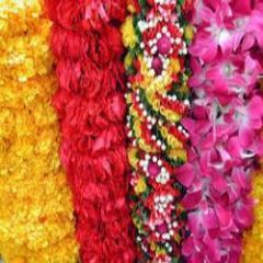 Handcrafted Flower Garlands