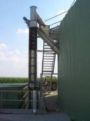 Biomass Conveying System
