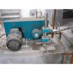 CO2 Cylinder Filling Pumps