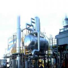 Process Water Treatment Plant