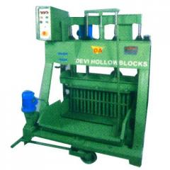 Hydraulic Operating Concrete Block Making Machine