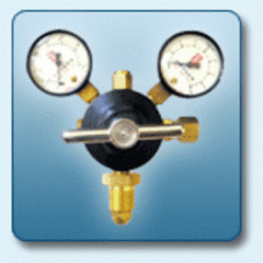 Oxygen / Argon Regulator