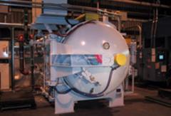 Vacuum Furnance with ISO thermal quench facility