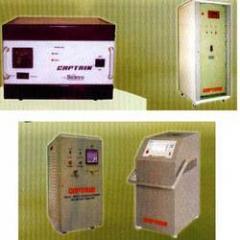 Servo Controlled Voltage Stablizer