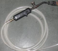 PVC Nylon Braided LPG Gas Hose
