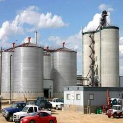 Molasses and Spirit Storage Tanks