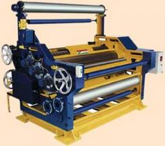 "Single Facer 10 "" Corrugating Machine"