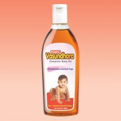 Vasudhara Baby Massage Oil