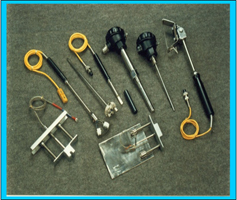 Thermocouples RTD (Pt-100)