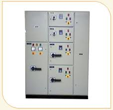 Electrical Control Panels and Distribution Boards