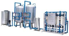 Water Purification and Treatment Plant