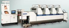 Printing Machine Automatic Operation &
