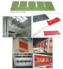 Fibreglass Busbar Support