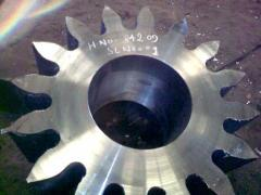 Crown Pinion Casting