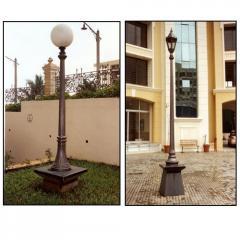 Ornamental Lamp Post