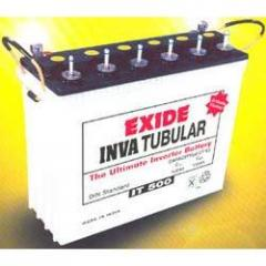 Exide El Tubular Batteries