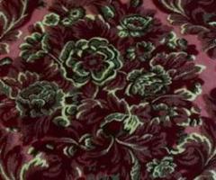 Cut Embossed Velvet