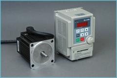 Brushless DC Motor with Ac Driver