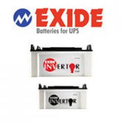 Exide Batteries for UPS ( 12 V/7 AH - 200 AH)