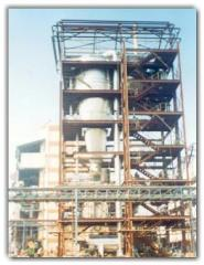 Fluidized Spray Dryer